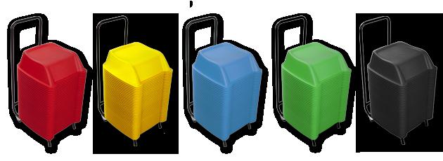 Eurotelon - Distribuidor de alzadores Korflip para butacas