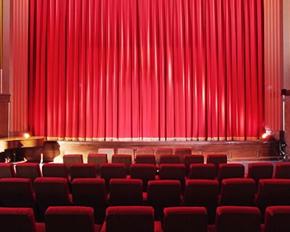 Telones de teatro en Madrid